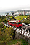 New Zealand, North Island, Wellington, Cable Car. Photo copyright Lee Foster. Photo # newzealand125614