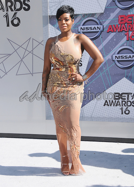 26 June 2016 - Los Angeles. Fantasia. Arrivals for the 2016 BET Awards held at the Microsoft Theater. Photo Credit: Birdie Thompson/AdMedia