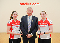 Ladies Senior Doubles Final