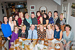 Enjoying their annual Christmas party in Bella Bia, Tralee last Friday night were staff from the KETB (Kerry Education & Training Board), Fels Point, Tralee.