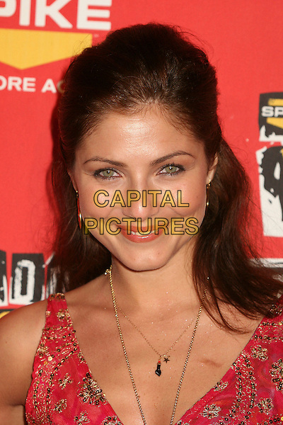 MARISA PETRORO.Spike TV's 2006 Video Game Awards at the Galen Center - Arrivals, Los Angeles, California, USA, 08 December 2006..portrait headshot.CAP/ADM/BP.©Byron Purvis/Admedia/Capital Pictures