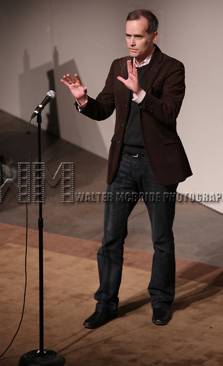 Jack Cummings III.performing at Transport Group Theatre Company's An Evening with Michael John LaChiusa: Boys Night Out at  Playwrights Horizon in New York City