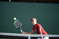 Stacey Tan of the 2010 Stanford women's Tennis Team.