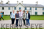 Harry O'Donoghue who is the third generation of his family to work in Killarney House with his family at the official opening of Killarney House on Monday l-r: Noreen Healy, Pat Fleming, Ann Moynihan, Eileen O'Donoghue