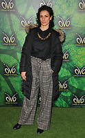 Indira Varma at the OVO by Cirque du Soleil press night, Royal Albert Hall, Kensington Gore, London, England, UK, on Wednesday 10 January 2018.<br /> CAP/CAN<br /> &copy;CAN/Capital Pictures