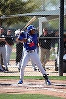 Yusniel Diaz - Los Angeles Dodgers 2016 spring training (Bill Mitchell)