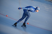SPEED SKATING: COLLALBO: Arena Ritten, 11-01-2019, ISU European Speed Skating Championships, Håvard Holmefjord Lorentzen (NOR), ©photo Martin de Jong