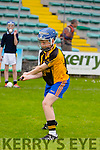 Oisín Maunsell, Abbeydorney Pictured at the Coiste Na Nóg Primary Schools hurling Skills finals at Austin Stack Park Tralee on Tuesday
