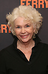 "Fionnula Flanagan attends the ""The Ferryman"" cast change photo call on January 17, 2019 at the Sardi's in New York City."