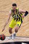 Turkish Airlines Euroleague.<br /> Final Four - Vitoria-Gasteiz 2019.<br /> Semifinals.<br /> Fenerbahce Beko Istanbul vs Anadolu Efes Istanbul: 73-92.<br /> Marko Guduric.