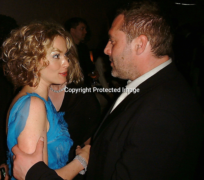 Lauren  Holly &amp; Tom Sizemore<br />