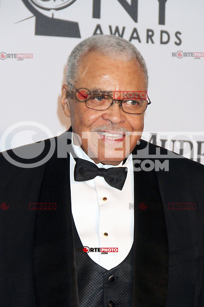 James Earl Jones at the 66th Annual Tony Awards at The Beacon Theatre on June 10, 2012 in New York City. Credit: RW/MediaPunch Inc. NORTEPHOTO.COM