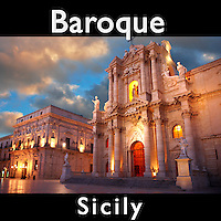 Baroque architecture Sicily | Baroque Pictures Italy, Photos  and Images. Fotos