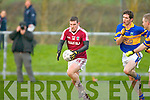 Niall O'Shea Dromid Pearses v  Kildangan in the Munster Junior Football Final at Moyvane on Sunday