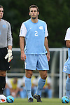 12 September 2014: North Carolina's Jonathan Campbell. The University of North Carolina Tar Heels hosted the Pittsburgh University Panthers at Fetzer Field in Chapel Hill, NC in a 2014 NCAA Division I Men's Soccer match. North Carolina won the game 3-0.