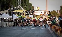 Caleb Ewan (AUS/Lotto-Soudal) wins his 3rd Tour bunch sprint; this one being the most prestigious one over the Champs-Elysées<br /> <br /> Stage 21: Rambouillet to Paris(128km)<br /> 106th Tour de France 2019 (2.UWT)<br /> <br /> ©kramon