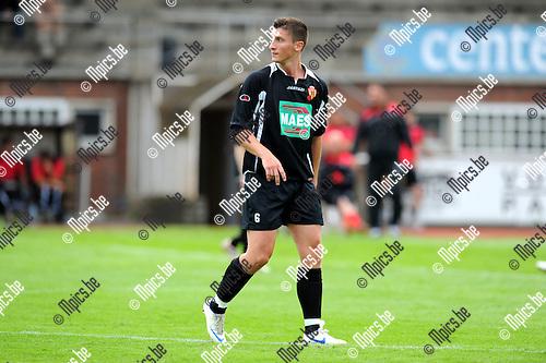 2012-07-18 / Voetbal / seizoen 2012-2013 / Bornem / Pieter Beckers..Foto: Mpics.be