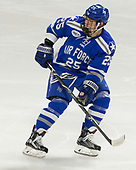 Tyler Rostenkowski (AFA - 25) - The Harvard University Crimson defeated the Air Force Academy Falcons 3-2 in the NCAA East Regional final on Saturday, March 25, 2017, at the Dunkin' Donuts Center in Providence, Rhode Island.