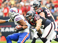 Houston Texans vs Buffalo Bills at Reliant Stadium