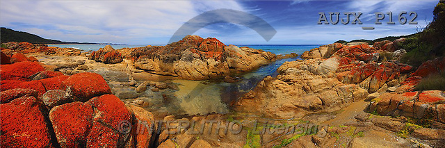 Dr. Xiong, LANDSCAPES, panoramic, photos, Point Hicks, Australia(AUJXP162,#L#)