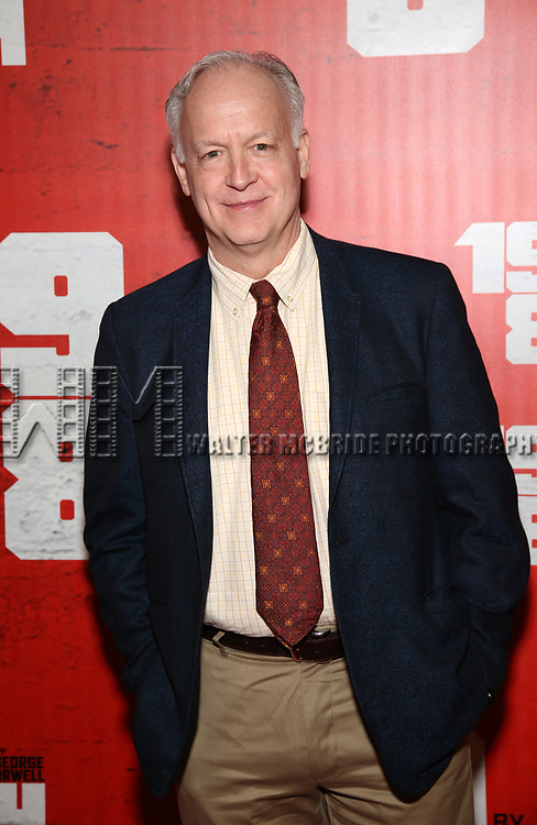 Reed Birney attends the Broadway Opening Night Party for George Orwell's '1984' at The Lighthouse Pier 61 on June 22, 2017 in New York City.