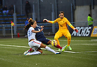 USWNT vs France, Sunday, February 8, 2015