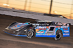 Feb 17, 2014; 6:22:26 PM;  Barberville, FL, USA;  World of Outlaws Late Model Series for 43rd Annual DIRTcar Nationals presented by Summit Racing Equipment at Volusia Speedway Park.  Mandatory Credit: (thesportswire.net)