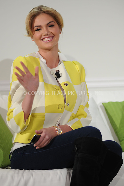 WWW.ACEPIXS.COM . . . . . .March 20, 2013...New York City....Kate Upton attends Samsung's 2013 Television Line Launch Event at Museum Of American Finance on March 20, 2013 in New York City ....Please byline: KRISTIN CALLAHAN - ACEPIXS.COM.. . . . . . ..Ace Pictures, Inc: ..tel: (212) 243 8787 or (646) 769 0430..e-mail: info@acepixs.com..web: http://www.acepixs.com .