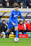 30.11.2019, PreZero-Arena, Sinsheim, GER, 1. FBL, TSG 1899 Hoffenheim vs. Fortuna Duesseldorf, <br /> <br /> DFL REGULATIONS PROHIBIT ANY USE OF PHOTOGRAPHS AS IMAGE SEQUENCES AND/OR QUASI-VIDEO.<br /> <br /> im Bild: Florian Grillitsch (TSG 1899 Hoffenheim #11)<br /> <br /> Foto © nordphoto / Fabisch