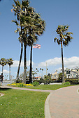 Seal Beach California Stock Photo
