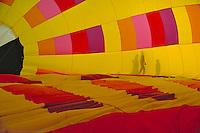 Albuquerque hot air balloon festival New Mexico USA  flying racing sport