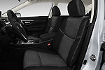 Front seat view of 2016 Nissan Altima S 4 Door Sedan Front Seat  car photos