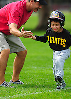 T-BALL PIRATES 2010