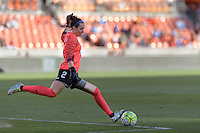 Houston, TX - Sunday Sept. 11, 2016: Jami Kranich during a regular season National Women's Soccer League (NWSL) match between the Houston Dash and the Boston Breakers at BBVA Compass Stadium.