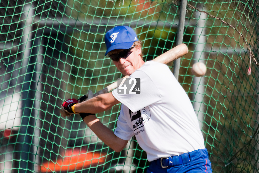 Baseball - 2009 European Championship Juniors (under 18 years old) - Bonn (Germany) - 05/08/2009 - Day 3 - Pierre Franc de Ferriere