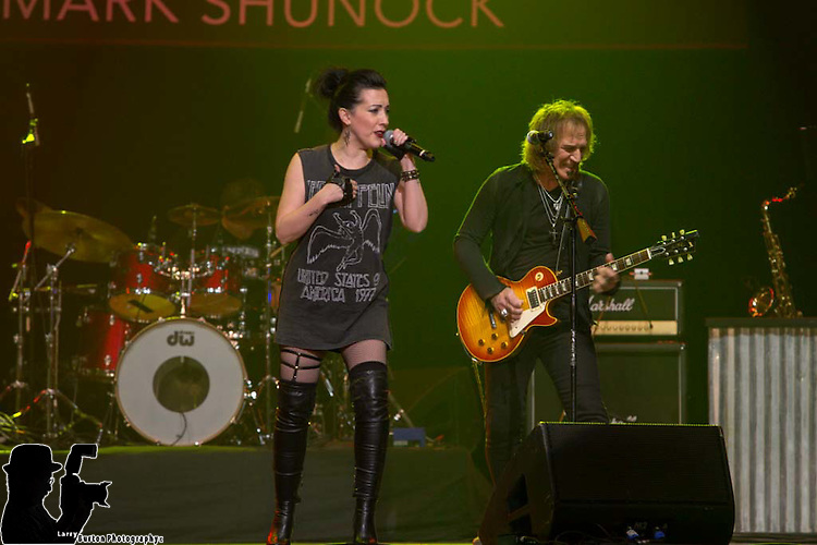 2nd Anniverary, Mondays Dark at the Joint in the Hard Rock Casino, Dave Amoto or REO Speedwagon, performs with Singer Stephanie Calvert