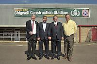 Dagenham & Redbridge FC New Sponsor 10-09-15
