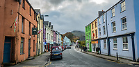 Pictured: Llanberis. Saturday 02 November 2019<br /> Re: North Wales, UK.