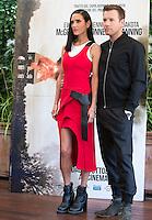 L'attrice statunitense Jennifer Connelly e l'attore scozzese Ewan McGregor posano durante un photocall per la presentazione del film 'American Pastoral' a Roma, 3 ottobre 2016.<br /> U.S. actress Jennifer Connelly, left, and Scottish actor Ewan McGregor pose during a photocall for the presentation of the movie 'American Pastoral' in Rome, 3 October 2016.<br /> UPDATE IMAGES PRESS/Riccardo De Luca