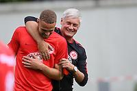 14.07.2015: Eintracht Frankfurt Training