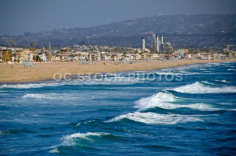 Redondo Beach Shoreline