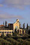 Israel, Shephelah, the Trappist Monastery in Latrun was established in 1890