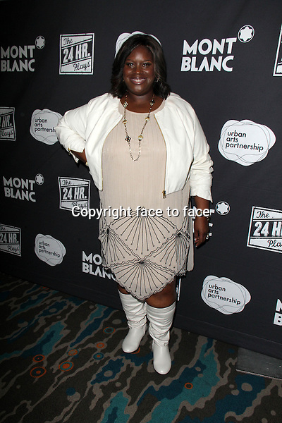 SANTA MONICA, CA - June 20: Retta at The 24 Hour Plays Los Angeles After-Party, Shore Hotel, Santa Monica, June 20, 2014. Credit: Janice Ogata/MediaPunch<br />