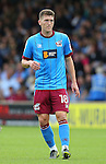 Richard Smallwood of Scunthorpe Utd during the English League One match at Glanford Park Stadium, Scunthorpe. Picture date: September 24th, 2016. Pic Simon Bellis/Sportimage