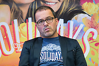 LUC BARRUET - CONFERENCE DE PRESSE SOLIDAYS 2016 'SOLIDAYS OF LOVE'