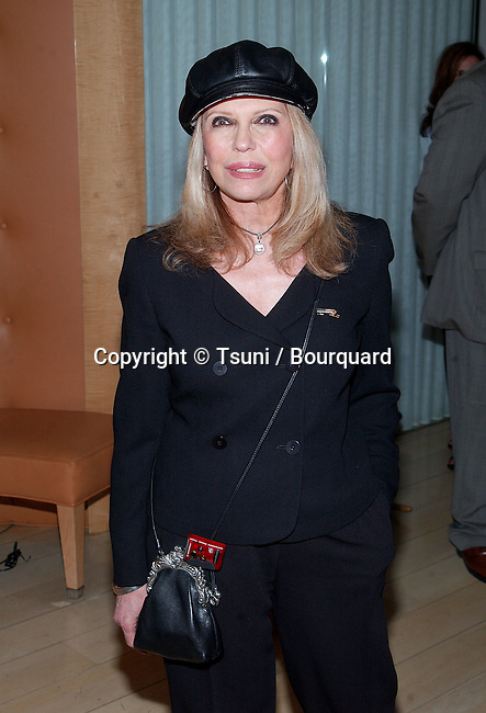 Nancy Sinatra arriving at the engagement party for Liza Minelli and David Gest at the SkyBar, Mondrian Hotel in Los Angeles. February 21, 2002.           -            SinatraNancy11.jpg