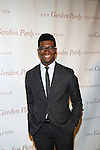 Singer Elliot Skinner Attends The Gordon Parks Foundation 2013 Awards Dinner and Auction Held at the Plaza Hotel, NY