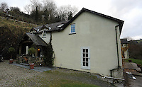 FAO JANET TOMLINSON, DAILY MAIL PICTURE DESK<br />Pictured: The farmhouse Wednesday 23 November 2016<br />Re: The Dog House in the village of Talog, Carmarthenshire, Wales, UK