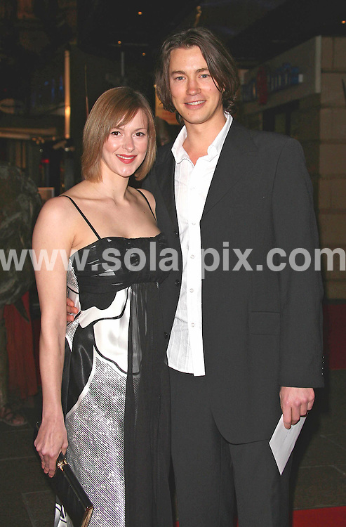**ALL ROUND PICTURES FROM SOLARPIX.COM**.**WORLDWIDE SYNDICATION RIGHTS**.Tom Wisdom attends the UK premiere of 300 at Vue, Leicester Square, London on 15.03.07..JOB REF:  3532     SSD     DATE: 15.03.07.**MUST CREDIT SOLARPIX.COM OR DOUBLE FEE WILL BE CHARGED* *UNDER NO CIRCUMSTANCES IS THIS IMAGE TO BE REPRODUCED FOR ANY ONLINE EDITION WITHOUT PRIOR PERMISSION*