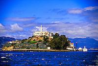 Alcatraz, San Francisco Bay, California USA